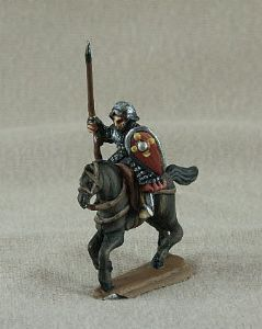 BYC04 Hungarian Knight